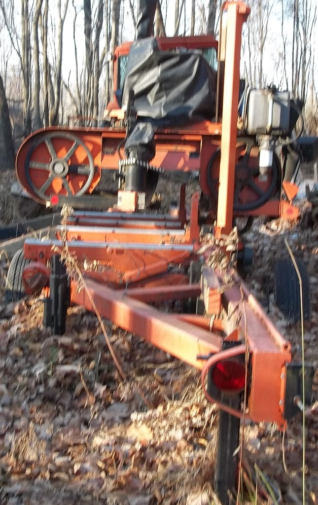 used woodmizer lt15 2