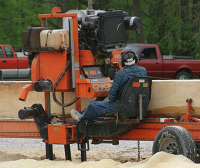 Woodmizer Sawmill For Sale >> LT40 Hydraulic Portable Sawmill
